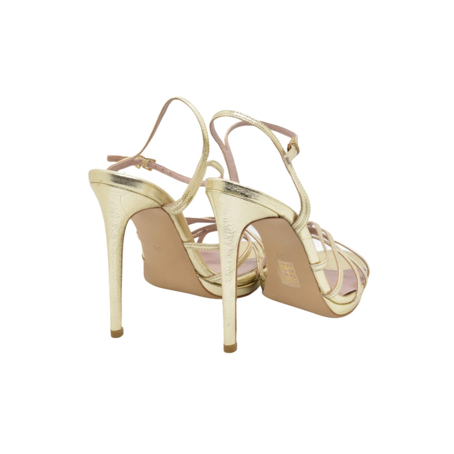 Sandale gold