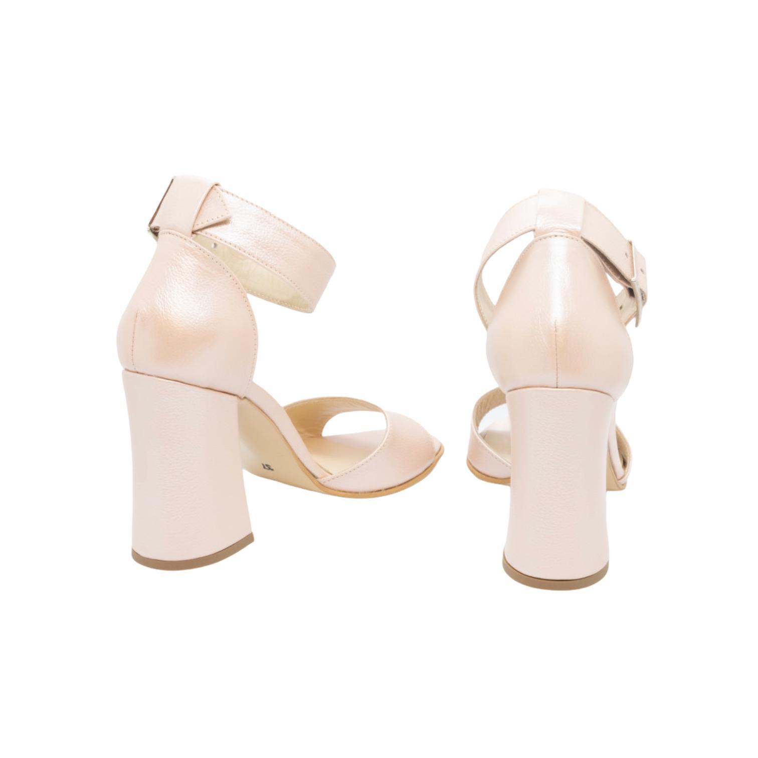 Sandale pudra