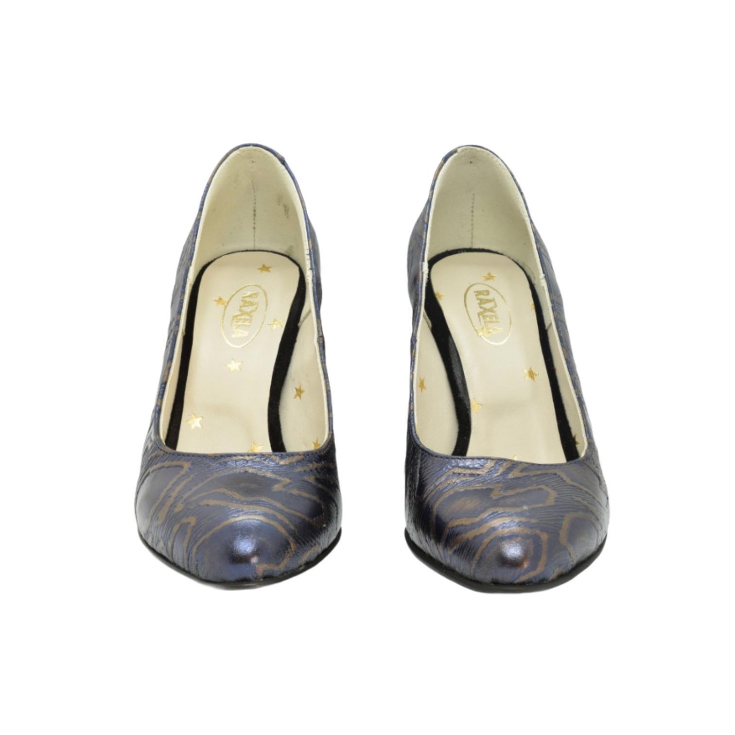Pantofi bleumarin pheonix