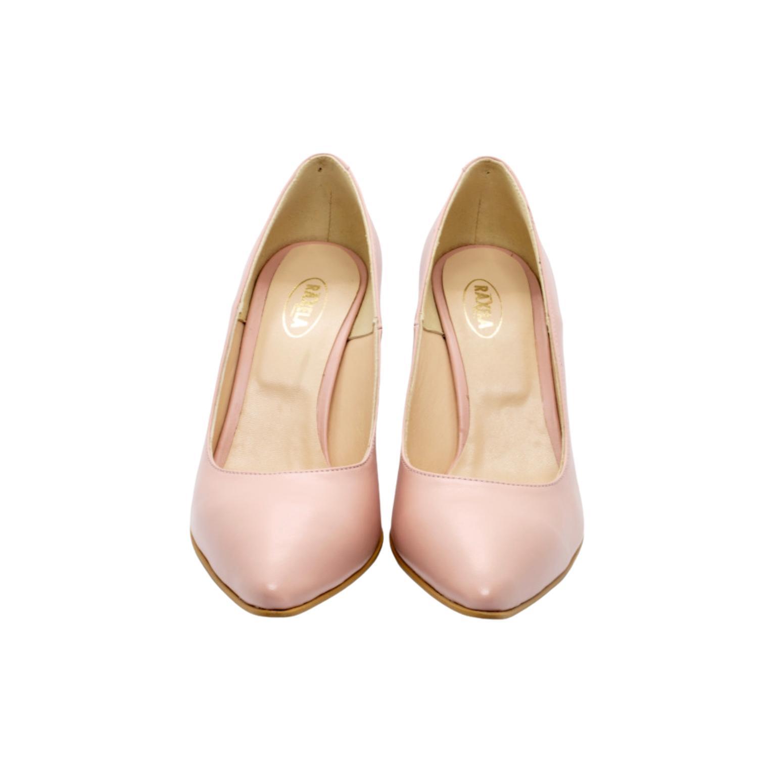 Pantofi pudra
