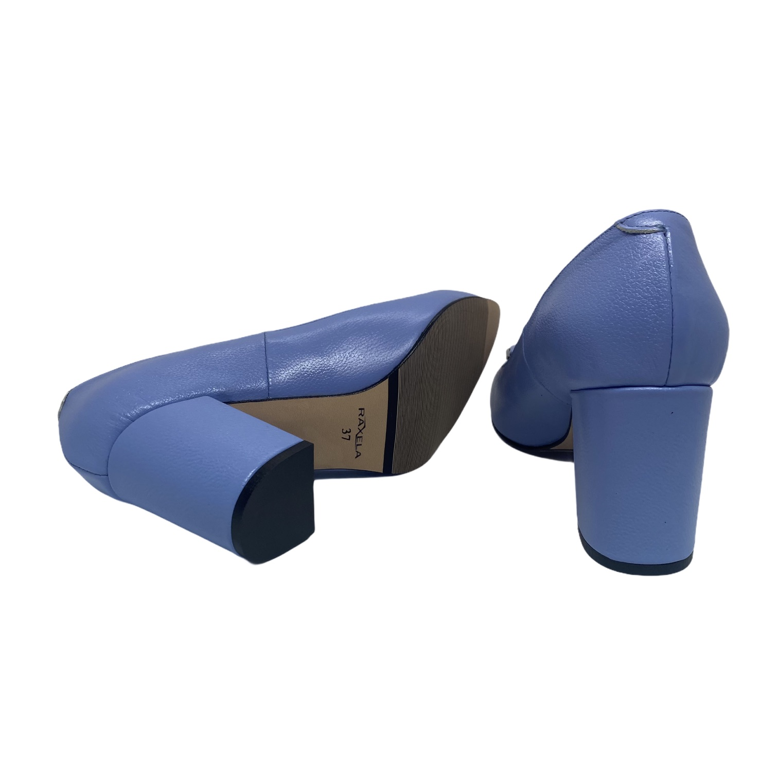 Pantofi lavanda cu accesoriu