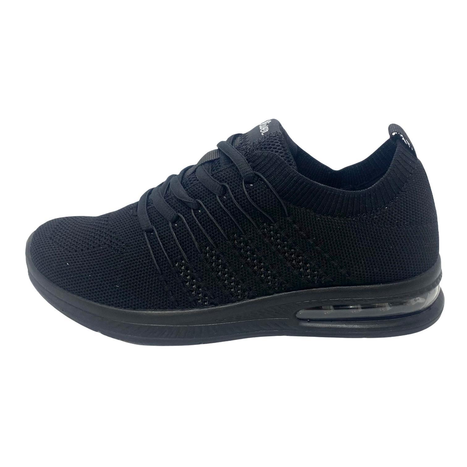 Pantofi s.Oliver sport slip-on negri
