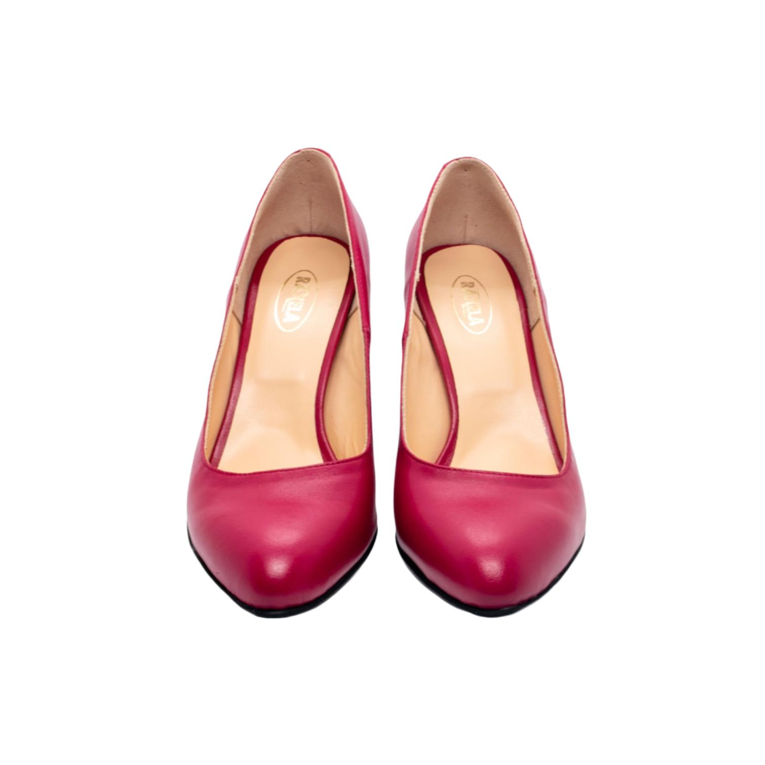 Pantofi fuchsia