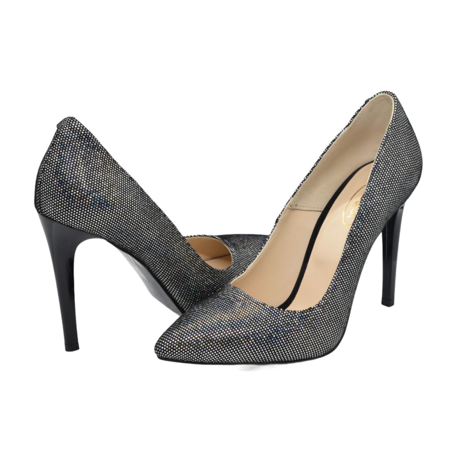Pantofi din piele naturala lady